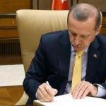 Erdoğan imzaladı! Sil baştan değişti