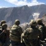 TSK'dan açıklama: 2'si üst düzey 20 PKK'lı...