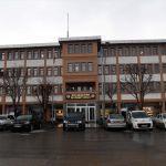 Muş'ta eski belediye hizmet binası onarıldı