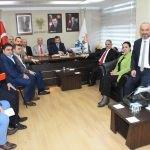 AK Parti Yerel Yönetimler Başkan Yardımcısı Geldi Zonguldak'ta