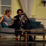 """Bursa'da """"Binde Bir Gece Diyalogları"""" oyunu sahnelendi"""