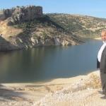 Ardıl Barajı'nda su seviyesi yükseldi