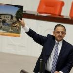 Bakan tek tek gösterdi! HDP bunu beğenmedi