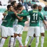 Bursaspor kupada rahat turladı