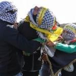 İsrail saldırısında bir çok Filistinli yaralandı