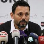 Erol Bulut: Galatasaray kalemize gelemedi