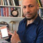 Tazeoğlu'nun kitabını çalan hırsız hayranı çıktı!