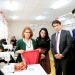Harran'da tekstil atölyesi açıldı