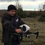 Manisa'da kayıp kız drone yardımıyla bulundu