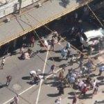 Avustralya'da bir günde ikinci şok! AVM'de patlama