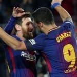 Barcelona farka koştu