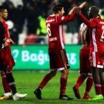 Beşiktaş Sivas'ta yıkıldı!