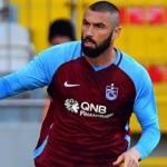 Trabzonspor, Burak Yılmaz'ı bırakmıyor