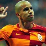 Dünya Kupası öncesi Feghouli'ye müjdeli haber