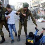 Filistin'de cuma namazı çıkışı çatışma çıktı!