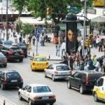 Lüks caddelerde yüzde 30 düşüş var