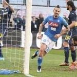 Napoli kazandı, Inter yine kaybetti