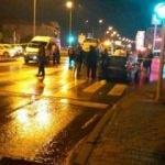 Samsun'da zincirleme kaza: 1 ölü, 2 yaralı