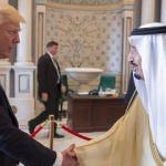 Suudi Arabistan Kralı Trump ile telefonda görüştü