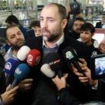 Türkiye'den ayrılan Tudor'un ilk sözleri