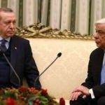 Yunan Cumhurbaşkanı sonradan Aslan kesildi!