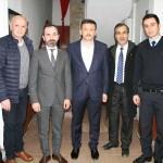 AK Parti Genel Başkan Yardımcısı Dağ İzmir'de