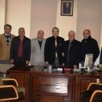 SESOB Başkanı Köksal'ın Divriği ziyareti
