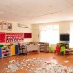 Anaokulunun tavan sıvası düştü: 4 öğrenci yaralı