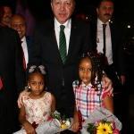 Cumhurbaşkanı Erdoğan Sudan'da