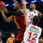 Galatasaray İsrail ekibine acımadı!