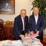 Ödemiş Belediyesinde sosyal denge sözleşmesi imzalandı