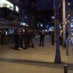 Bağdat Caddesi'nde silahlı kavga