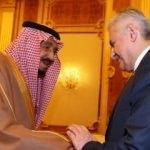 Başbakan,  Kral Selman'la bir araya geldi
