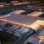 İstanbul'daki yeni havalimanında bir ilk daha