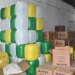 İzmir'de 5 ton sahte içki ele geçirildi