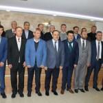 Aydın'da AK Parti ilçe başkan adayları tanıtıldı