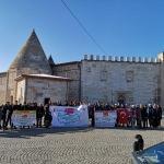 Konya eTwinning gönüllüleri Beyşehir'i ziyaret etti