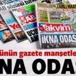 5 Ocak 2018 Cuma gazete manşetleri