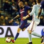 Emre Morlu Celta, Barca'yı salladı ama yıkamadı!