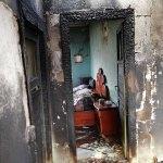 Yenice'de ev yangını