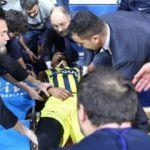 Fenerbahçe'de korkutan an! Ölümden döndü
