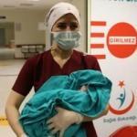 2018'in ilk bebekleri dünyaya gözlerini açtı!