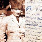 Mustafa Kemal'den 'Kominist Parti' talimatı!