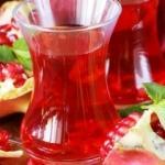 Nar kabuğu çayının faydaları