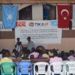 Somali'de Sokak Çocukları Yetimhanesi'ne destek