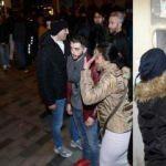 Taksim'de tacizci böyle yakalandı!