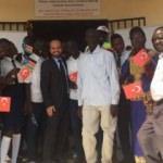 TİKA'dan Güney Sudan'da Eğitime Destek