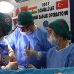 Türk Doktorlar göğsümüzü kabarttı