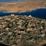 Sudan'a Kız Kulesi modeli