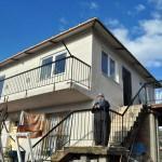 Finike'de 3 afetzedenin evi teslim edildi